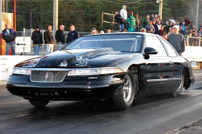 Kasper Racing Single Turbo Lincoln Before
